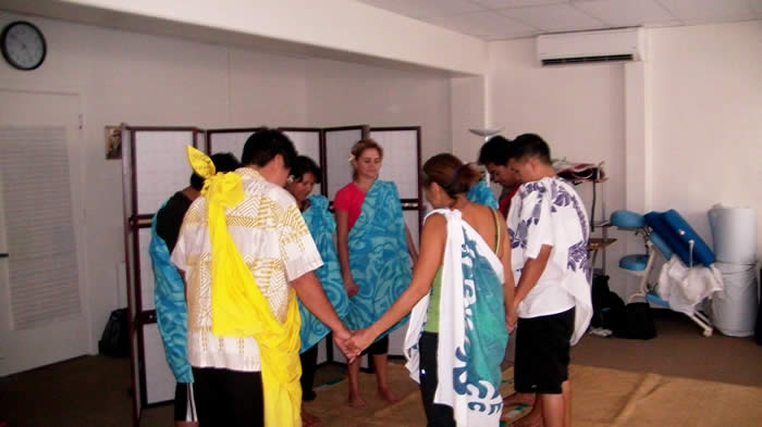 Pule prayer