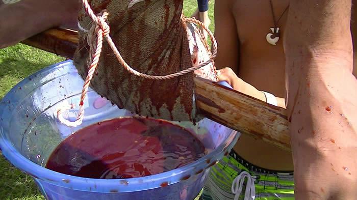 kukui root dye
