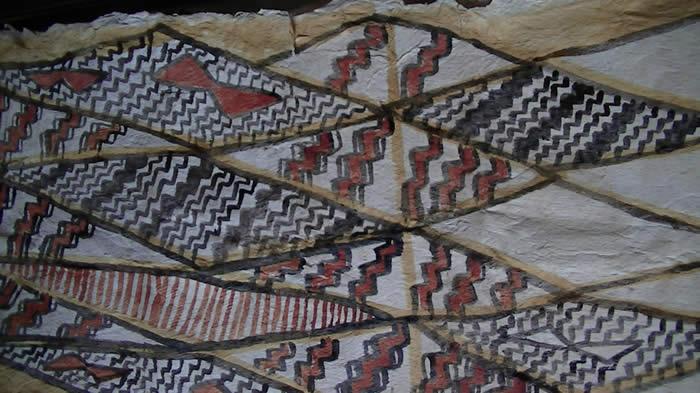 precontact Tapa design